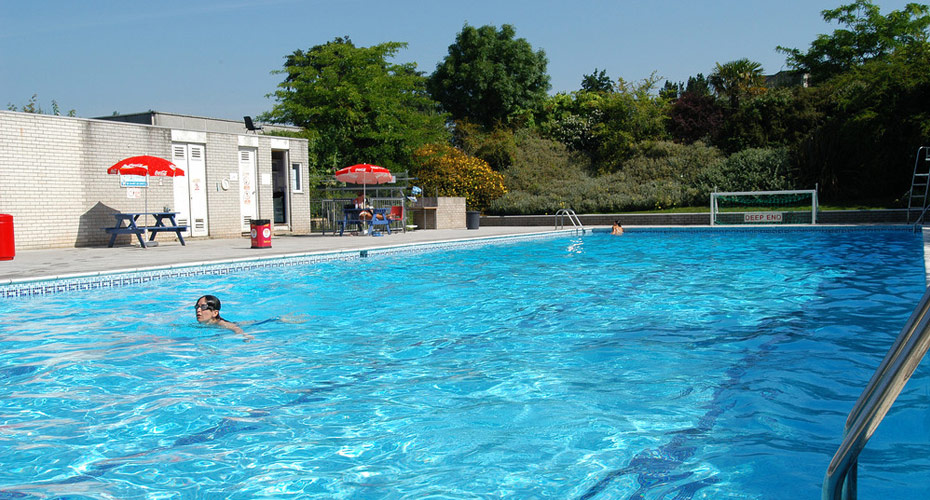 A to z of facilities sport university of exeter - Outdoor swimming pools north west ...